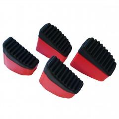 Hailo Fuß-Set 4 Stück für Hailo M80/MTL 4x6 Sprossen