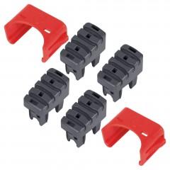 Hailo Fuß-Set für Hailo ProfiLine S225XXR/ S150XXL/ S150