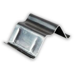 Alu-Eishalter, Original IceStop für Blechdächer, mittlere Eis-/Schneelast, ca. 8cm breit, verzinkt