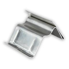 Alu-Eishalter, Original IceStop für Blechdächer, hohe Eis-/Schneelast, ca. 8cm breit, verzinkt