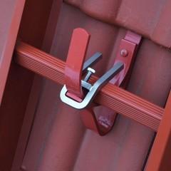 Iller Haltefinger zur Leiterbefestigung am Dachhaken
