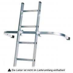 Iller Wandabstützung / Fußverbreiterung mit Schraubklammern