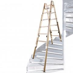 Iller Treppenhausleiter Multilift verstellbar