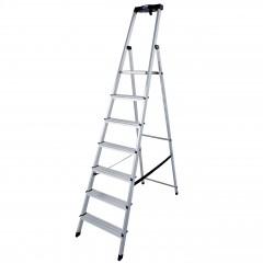Krause Safety Stufenstehleiter 7 Stufen
