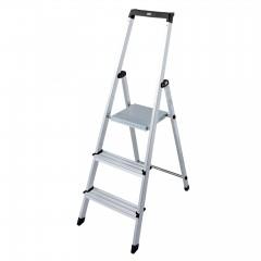 Krause Solidy Stufenstehleiter 3 Stufen