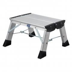 Krause Doppel-Klapptritt Rolly® Aluminium