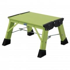 Krause Doppel-Klapptritt Rolly® Grün