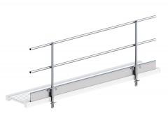Layher Seitenschutz für Alu-Steg 600 3,18m Länge