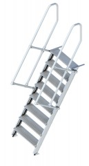 Layher 111 Treppe 60° 60cm breit 8 Stufen