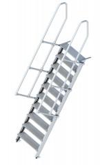 Layher 111 Treppe 60° 80cm breit 10 Stufen