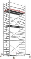 Layher Rollgerüst Uni Breit P2 8,38m AH