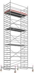 Layher Rollgerüst Uni Breit P2 9,38m AH