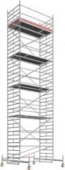 Layher Rollgerüst Uni Breit P2 11,70m AH
