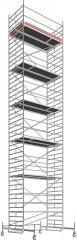 Layher Rollgerüst Uni Breit P2 13,70m AH