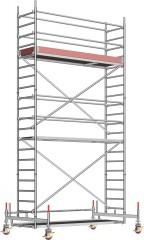 Layher Rollgerüst Uni Standard P2 6,35m AH