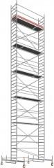 Layher Rollgerüst Uni Standard P2 13,38m AH