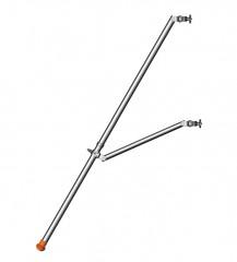 Layher Gerüststütze 1,8m