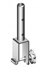 Layher Rohrverbinder verstellbar