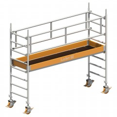 Layher Rollgerüst Uni Standard P2 3,20m AH
