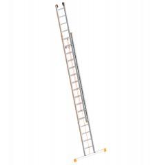Layher Topic 1037 Seilzugleiter mit Quertraverse 2x16 Sprossen