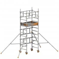 Layher Rollgerüst SoloTower 4,15m Arbeitshöhe