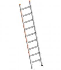 Layher Topic 1042 Stufenanlegeleiter 9 Stufen