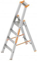 Layher Topic 1064 Stufenstehleiter 4 Stufen