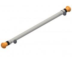 Layher Tele-Abstandsrohr 1,25 - 1,90m