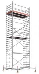 Layher Rollgerüst Uni Breit 9,38m AH