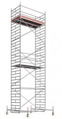 Layher Rollgerüst Uni Breit 10,38m AH