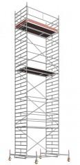 Layher Rollgerüst Uni Breit 11,38m AH