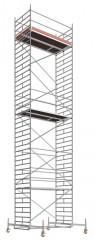 Layher Rollgerüst Uni Breit P2 12,38m AH