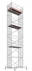 Layher Rollgerüst Uni Breit 13,38m AH