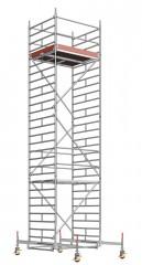 Layher Rollgerüst Uni Kompakt 8,38m AH