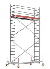 Layher Rollgerüst Uni Standard 6,35m AH