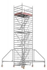 Layher Rollgerüst Uni Komfort 8,20 m AH