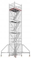 Layher Rollgerüst Uni Komfort 10,20 m AH