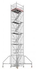 Layher Rollgerüst Uni Komfort 12,20 m AH