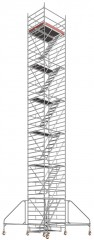 Layher Rollgerüst Uni Komfort 14,20 m AH