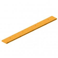 Schake Gerüstdiele nach DIN 4074, 240mm breit