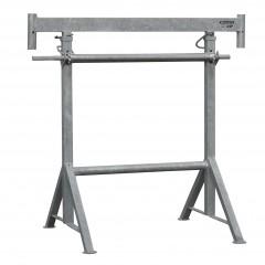 Schake Kurbel–Gerüstbock K1200, lackiert/verzinkt 0,65-1,95m