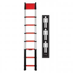 Telesteps Anlegeleiter Rescue Line Feuerwehr 13 Sprossen 4,1m