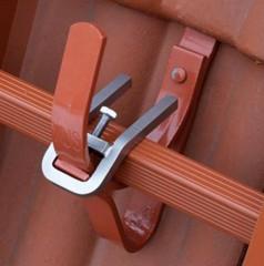 Zarges Dachleitersicherung für Dachhaken