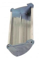 Zarges Ablageschale aus Aluminium breit