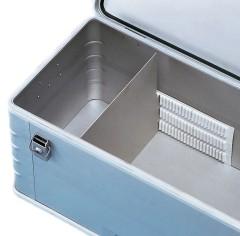 Zarges Alu-Trennwandset verstellbar 346x215mm