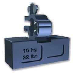 Zarges Ballastgewicht (Quader) für ZAP Telemaster S