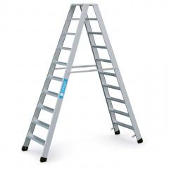 Zarges Bockleiter Seventec B 2x10 Stufen