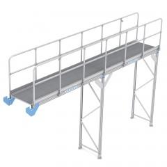 Zarges Enteisungsbühne Erweiterungsmodul 3 m Höhe 6 m Länge