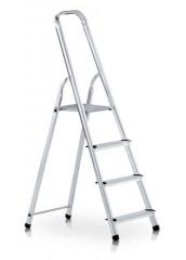 Zarges genietete Stufenstehleiter Astra S 3 Stufen