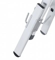 Zarges Holmverlängerung für Teleskopleiter Z600